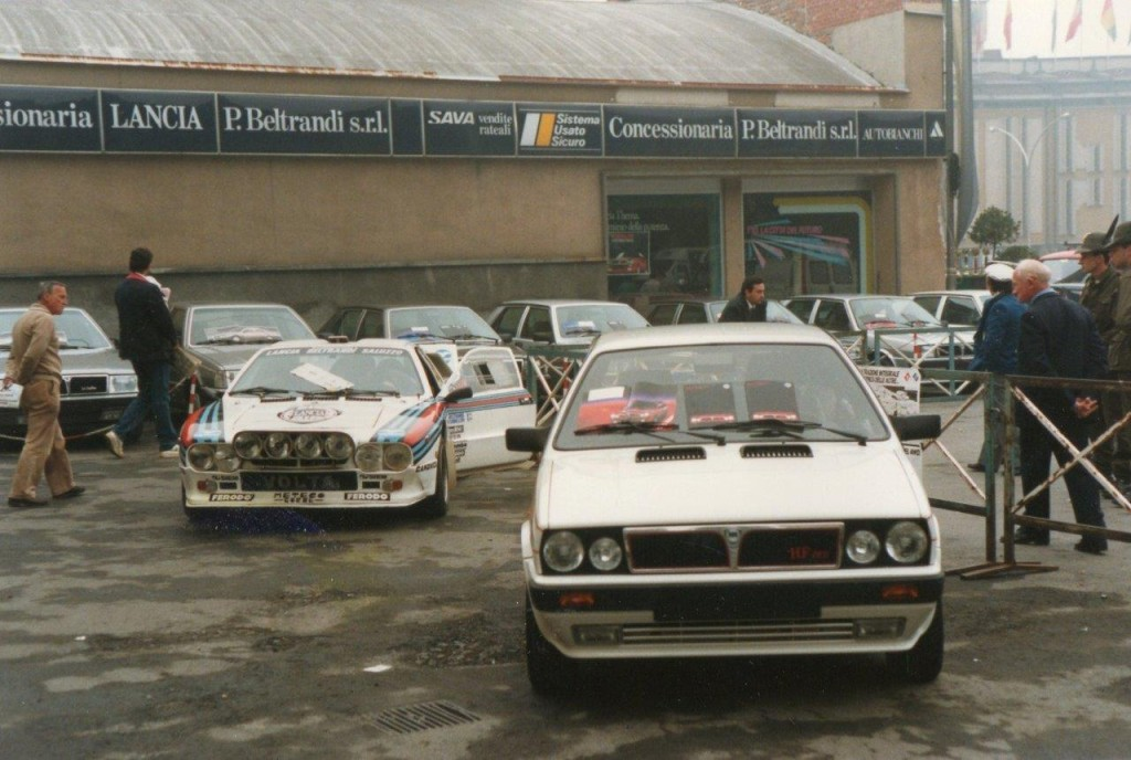 Beltrandi Auto - Saluzzo - 1986